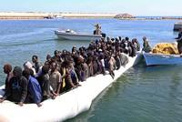 Italian, Libyan coastguards rescue 5,000 migrants in 48 hours off Libya