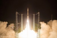 Europe launches latest Earth monitoring satellite