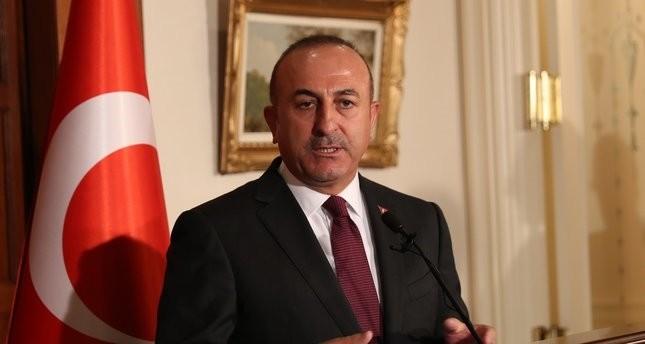 Foreign Minister Mevlu00fct u00c7avuu015fou011flu