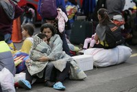 Venezuela refugee crisis grows amid tougher border policies