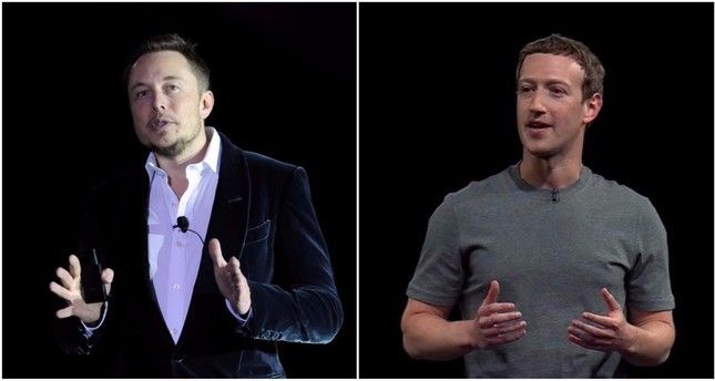 Musk says Zuckerberg's understanding of AI is 'limited'
