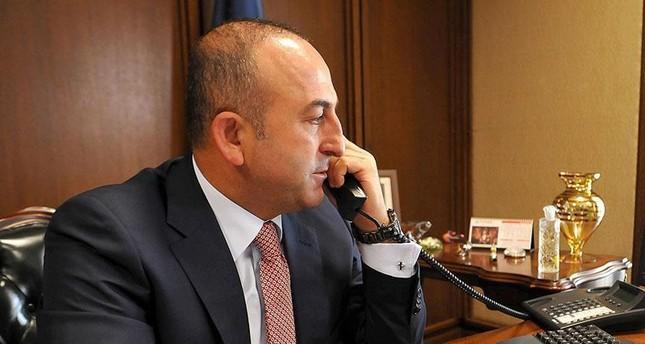 Türkisches Außenministerium im Gespräch mit Indien
