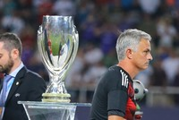 Jose Mourinho insisted that Manchester United had emerged from their trip to Skopje for the UEFA Super Cup reinforced despite the scoreline flattering them in a 2-1 defeat to Zinedine Zidane's Real...