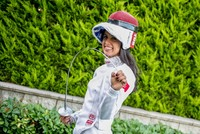 Turkish fencers join Europe's best for top title