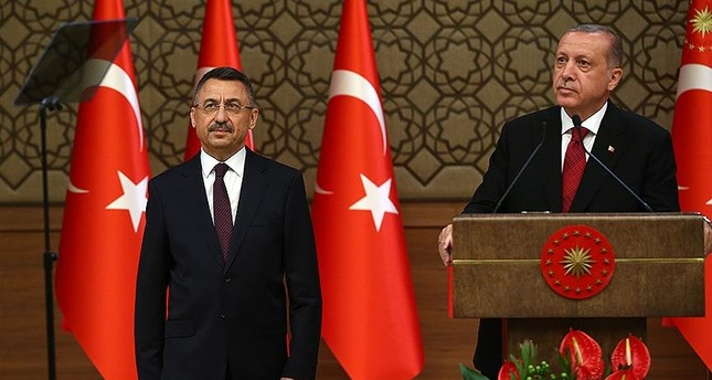 نائب أردوغان يجري أولى زياراته الخارجية إلى شمال قبرص التركية الجمعة