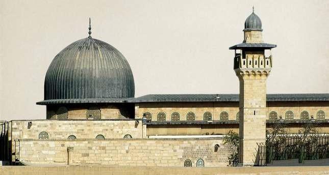 Al Aqsa mosque (File photo)