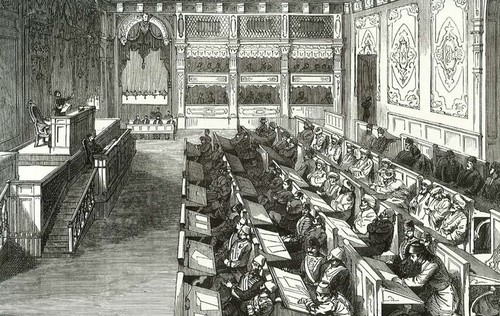 Brief history of elections in the Ottoman Empire