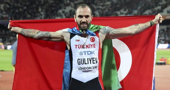 Champion Turkish sprinter among award nominees