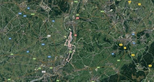 بلجيكا تتنازل لهولندا عن 13 هكتاراً من الأرض