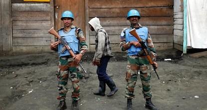 Acht UN-Soldaten im Kongo getötet