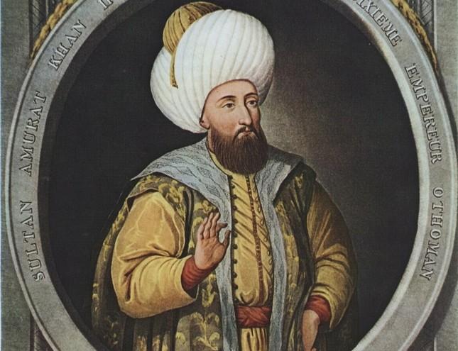Murad II the tired warrior