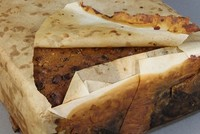 """Neuseeländische Wissenschaftler hätten einen 106 Jahre alten, perfekt erhaltenen Früchtekuchen in einer verlassenen Hütte in der Antarktis gefunden, so der Nachrichtensender """"AHT"""