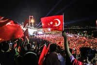 What happened in Turkey during July 15 failed Gülenist coup attempt?