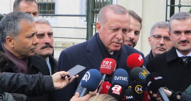 أردوغان: قد يكون رئيس جهاز استخباراتنا قدم إحاطة للكونغرس الأمريكي