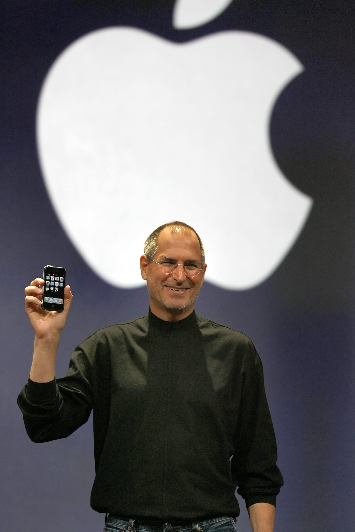 Steve Jobs introduced the first iPhone on Jan. 9, 2007 and set the stage for mobile computing - and an entire industry revolving around it.