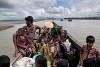 Myanmar army's 'systematic' crackdown aimed at expulsion of Rohingya, UN probe finds