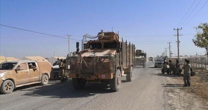الجيش التركي يضبط سيارة مفخخة في تل أبيض السورية