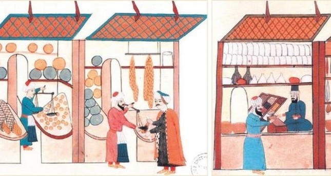 The Ottoman trade-pricing system