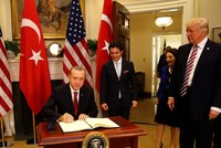 Turkish-American bilateral trade expected to soar next year