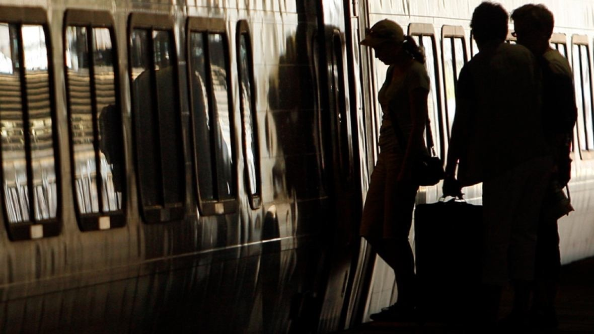 Boston transit police say there have been 13 cases of people taking secretive 'upskirt' photographs in the past three years. (REUTERS Photo)