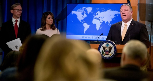واشنطن لم تعد تعتبر المستوطنات الإسرائيلية متعارضة مع القانون الدولي