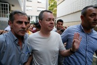 Brunson says would extradite Gülen to Turkey if it was up to him