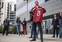 Ibrahimovic chases 'last bit of adrenaline' at AC Milan