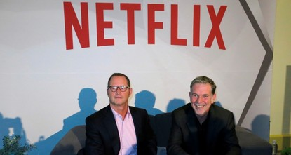 Top Netflix spokesman fired over use of racist word