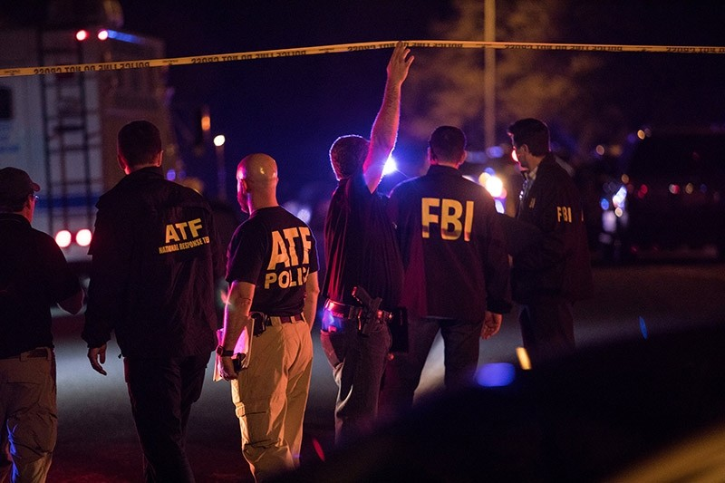 Police maintain a cordon near the site of an incident reported as an explosion in southwest Austin, Texas, U.S. (Reuters Photo)