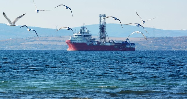Turkey's first drillship to arrive by end of December