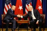Erdoğan, Trump discuss S-400 missile deal, KRG referendum in 'positive' meeting