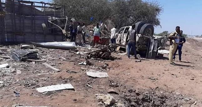 تركيا: اثنان من مواطنينا المصابين بتفجير الصومال بحالة حرجة