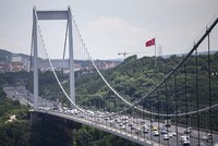 Fatih Sultan Mehmet Bridge generates TL 8.4 billion revenue in 30 years