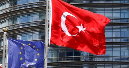 Turkey blasts EP over its position on Syria op