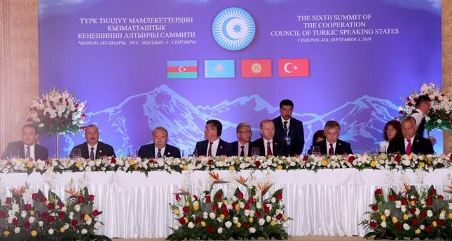 الرئيس القرغيزي: قمة المجلس صفحة جديدة في علاقات العالم التركي