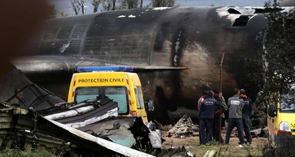 1st group of Algeria plane crash victims identified, ministry says