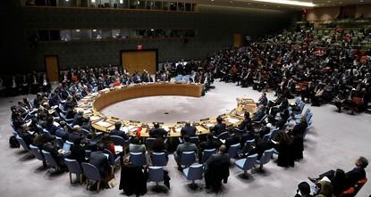 pDer UN-Sicherheitsrat prüft einen Resolutionsentwurf, der die Anerkennung Jerusalems als Hauptstadt Israels durch die USA kategorisch ablehnt. In dem der Nachrichtenagentur AFP am Samstag...