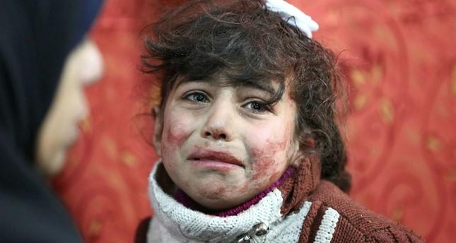 Regime leaves over 400 civilians dead in Ghouta
