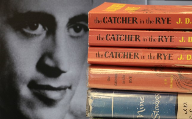 """J. D. Salinger's """"The Catcher in the Rye"""" was published as a novel in 1951."""