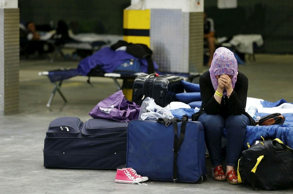 The number of people seeking refuge in Germany more than doubled in the two years up to the end of 2016.