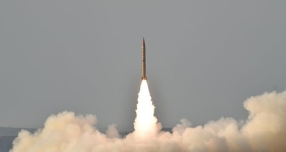 Pakistan conducts training launch of Shaheen-II nuclear-capable missile