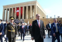 Turkey marks 95th anniversary of Victory Day with ceremonies