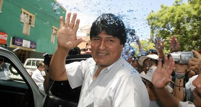المكسيك تعرض اللجوء على رئيس بوليفيا المستقيل وتندد بـانقلاب ضده