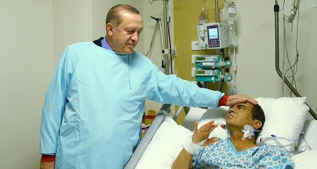 """أردوغان معزياً بوفاة """"رياضي القرن"""": سيذكرك التاريخ دوماً بكل حب واحترام"""