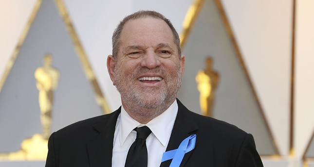 Harvey Weinstein poses on the Red Carpet after arriving at the 89th Academy Awards in Hollywood, California, U.S., February 26, 2017. (Reuters Photo)