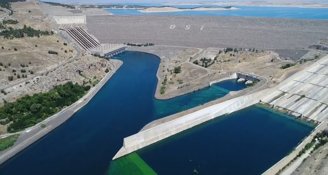 Water level at Turkey's Atatürk Dam hits 7-year high after