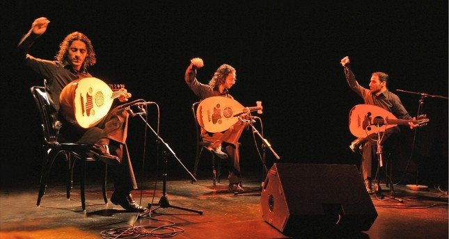 Through their mesmerizing music, Le Trio Joubran has performed in many places around the world.