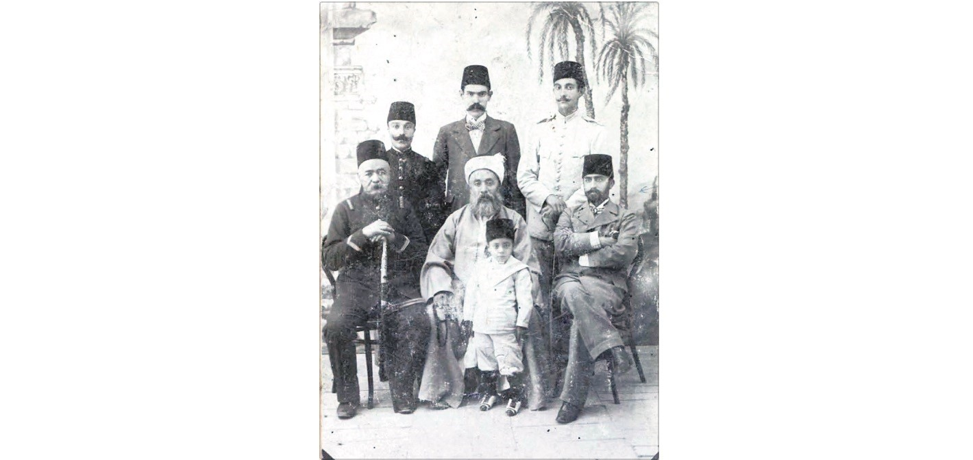 Ottoman scholar Ebubekir Efendi (middle) made his impact in South Africa and on Muslims in the region in the 19th century.