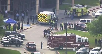 8 قتلى على الأقل في إطلاق نار بمدرسة في تكساس الأمريكية