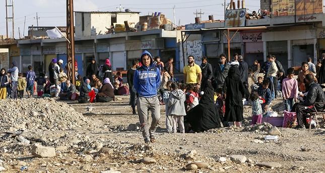 هيئة تركية تخطط لإنشاء مخيم ضخم لإيواء النازحين من الموصل